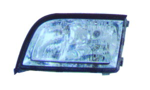 W140 '92-'94 HEAD LAMP(CRYSTAL)