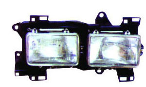 MITSUBISHI 519 DOUBLE-COALITION HEAD LAMP