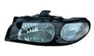 NUBIRA '97 HEAD  LAMP(BLACK)