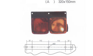 TRAILER TAIL LAMP(A)(SUIT FOR MITSUBISHI)