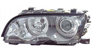 BMW E46 2D HEAD LAMP(CRYSTAL)
