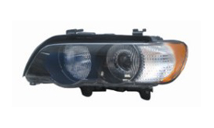 BMW E53 HEAD LAMP'99-'03(YELLOW)OLD
