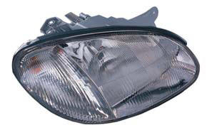 SONATA '98-'00 HEAD LAMP