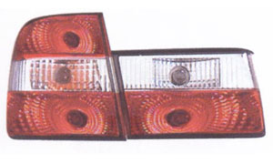 BMW E34 TAIL LAMP(CRYSTAL WHITE)