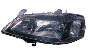 ASTRA G '98 HEAD LAMP(BLACK)