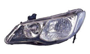 HONDA CIVIC '05  HEAD