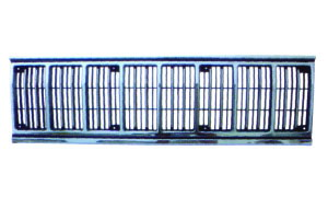JEEP CHEROKEE '84-'96 GRILLE RADIATOR(BRIGHT)