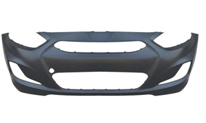 ACCENT '11 FRONT BUMPER(MIDDLE EAST