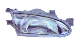 ACCENT '96  HEAD LAMP(4D)