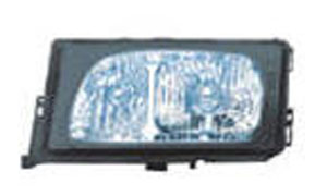 MERCEDES-BENZ 190 HEAD LAMP(CRYSTAL,BLACK)