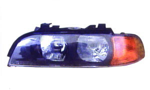 BMW E39 '95-'00 HEAD LAMP(YELLOW)