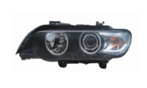 BMW E53 HEAD LAMP'99-'03 (CRYSTAL,WHITE)OLD