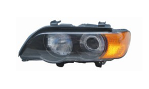 BMW E53 HEAD LAMP'99-'03(YELLOW) OLD
