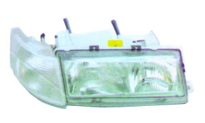 2110 HEAD LAMP WITH CORNER