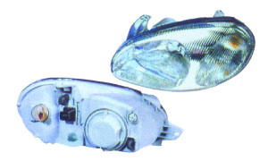 LANOS I HEAD LAMP(WITH ELECTRIC
