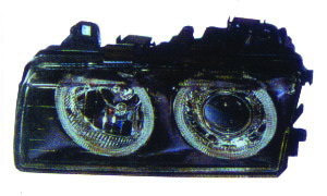 BMW E36 '91-'00 HEAD LAMP(CRYSTAL