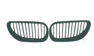 BMW E60'03  FRONT GRILLE(BLACK)