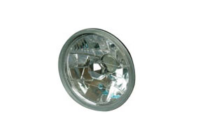 7''ROUND HEAD LAMP(CRYSTAL)