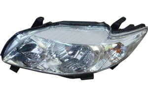COROLLA '07 HEAD LAMP