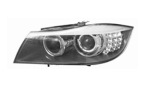 BMW E90'08 HEAD LAMP(WHITE)