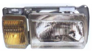 VW SANTANNA/PASSAT'80 HEAD LAMP WITH