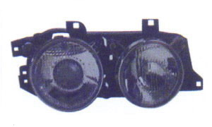 BMW E32 HEAD LAMP