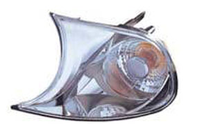BMW E46 2D CORNER LAMP(CRYSTAL,WHITE)