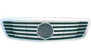 W220  S'98-'01 FRONT GRILLE(DESIGNED)