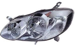 COROLLA '03  HEAD LAMP
