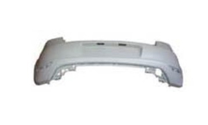 VW GOLF VI'09 REAR BUMPER