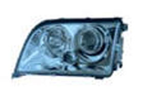 W140 HEAD LAMP(CRYSTAL)