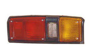 HILUX RN30 '79 TAIL LAMP(BLACK)