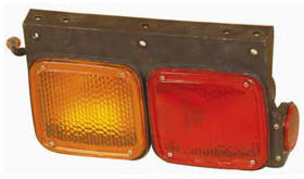 MITSUBISHI FIGHTER '93 TAIL LAMP