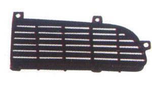 VW POLO '97 SIDE GRILLE