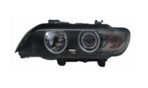 BMW E53 HEAD LAMP'99-'03 (CRYSTAL,GRAY)OLD