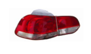 VW GOLF VI'09 TAIL LAMP