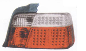 BMW E36 4D TAIL LAMP(CRYSTAL