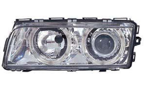 BMW E38 HEAD LAMP(CRYSTAL)'98-'02 RIM