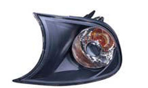 BMW E46 2D CORNER LAMP(CRYSTAL,GREY)