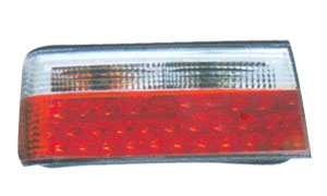 BMW E30 TAIL LAMP(CRYSTAL WHITE)LED