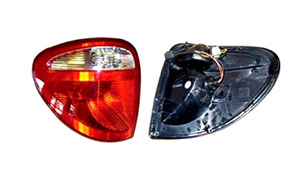 TONE AND COUNTRY/CARAVAN'01-05 TAIL LAMP(U.S.A)