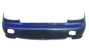 ACCENT '98 REAR BUMPER