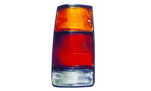 KB20/42 '89 PICK-UP TAIL LAMP(BLACK)