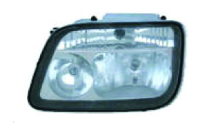 TRUCK ACTROS HEAD LAMP