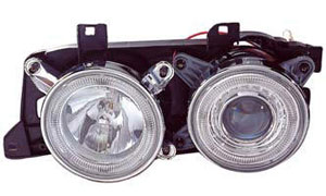 BMW E30  HEAD LAMP(CRYSTAL)