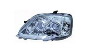 Logan 04 HEAD LAMP