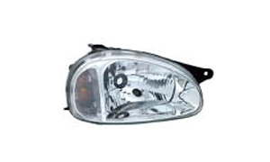 SAIL'00 CORSA HEAD LAMP