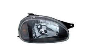 SAIL'00 CORSA HEAD LAMP(BLACK)