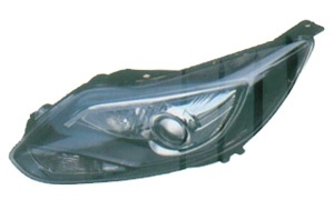 Focus'12(Four door) HEAD LAMP(HID)(BLACK)