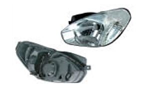 ACCENT'06 HEAD LAMP(ELECTRIC)